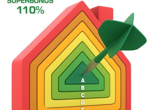 SUPERBONUS  110% – ecco la guida