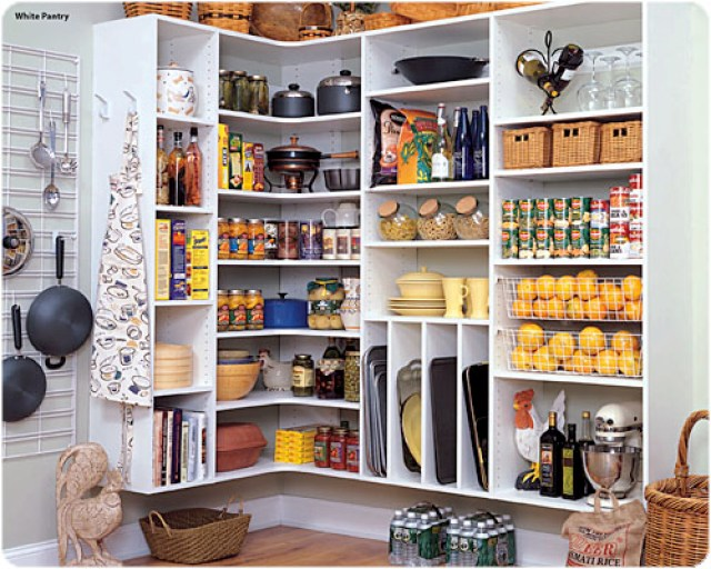 Kitchen Cabinets - Storage Solutions - quinju.com