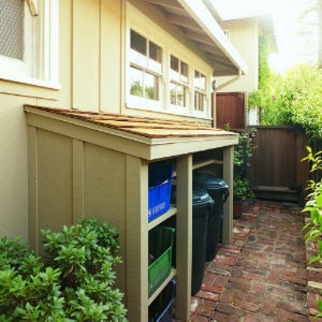 outdoor storage - recycling centre - quinju.com
