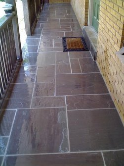 front porch project -natural stone install-banas stone-quinu.com