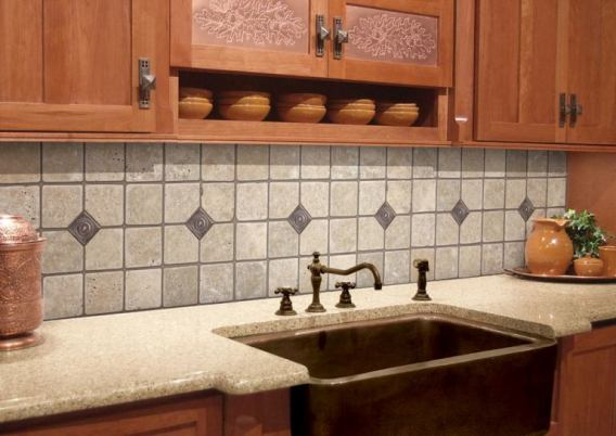 kitchen update ideas - backsplash - quinju.com
