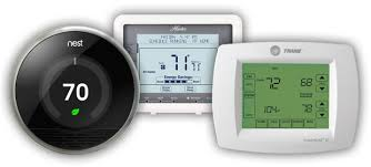 gift idead for home renovation -electronic thermostat-quinju.com