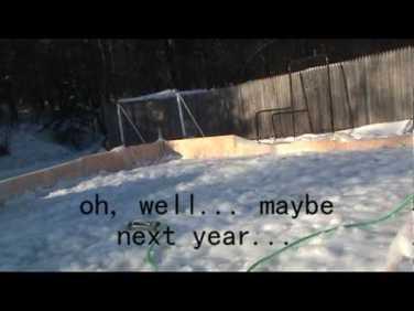 outdoor skating rinks - effects of mild temperatures - quinju.com