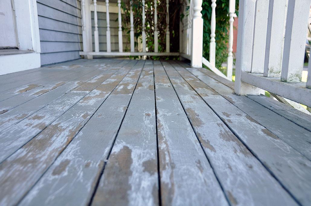 Deck restore, rescue your tired deck www.quinju.com