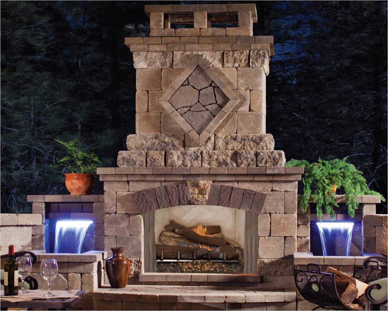 Gas-Fireplace-outdoor-quinju