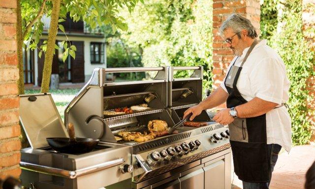 Gourmet Griller -gas Grills - quinju.com