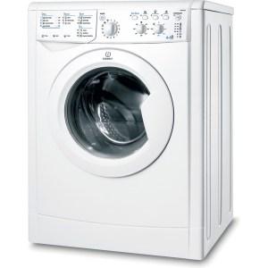 INDESIT IWDC6125 WASHER DRYER WHITE 6kg + 5kg 1200 Spin