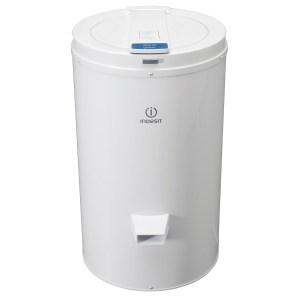 Indesit NISDG428 Spin Dryer Gravity Drain 4KG White