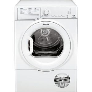Hotpoint TCFS93BGP 9kg Condenser Tumble Dryer – White