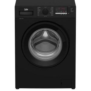 Beko WTL94151B 9KG 1400Spin 28 Min Wash BLACK