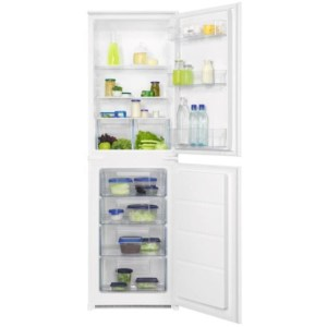 Zanussi ZNFN18FSS 50/50 Low Frost Integrated Fridge Freezer
