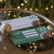 Gift Vouchers For Perfect Christmas Treat!