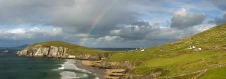 Slea Head Pano
