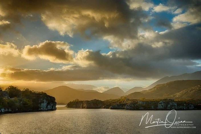 Killarney National Park Sunset