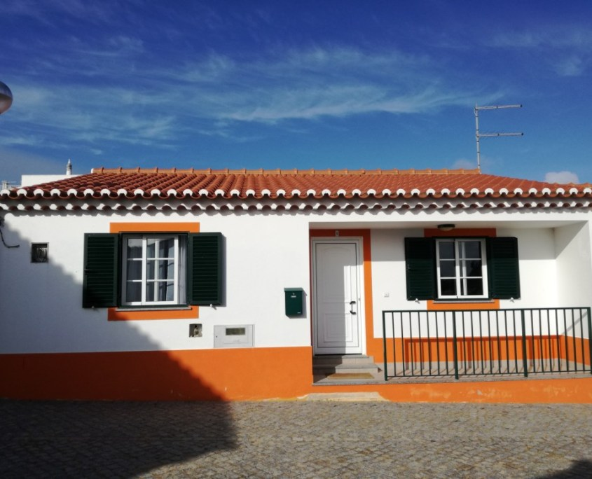 Casa Pompona - classic style holiday house in rogil 15