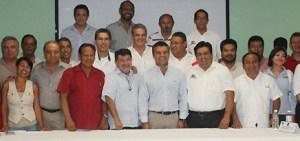 Mauricio Góngora, garantía de progreso en Solidaridad