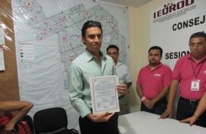 Remberto Estrada, diputado electo