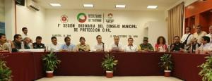 activa comite de proteccion civil