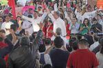 Pepe Meade, visitó la ciudad de Cancún, Quintana Roo