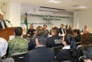 Nuevo delegado de la PGR en Quintana Roo
