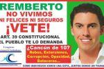 Exigen la Conaci la renuncia de Remberto Estrada Barba