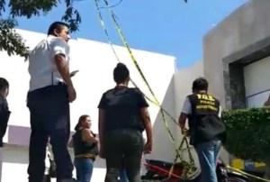 En Cancún asalto armado a la tienda Coppel Plaza las Américas, dejan tirado parte del botín