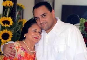 Embargan 22 predios en todo el estado a mamá del exgobernador Roberto Borge Angulo