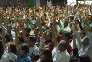 Ratifican a Erasmo Abelar y al Comité Directivo del Sindicato de Taxistas de Cancún