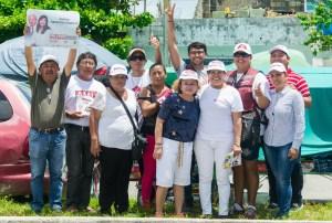 Apela @MildredAvilaVer a la participación ciudadana durante la jornada electoral