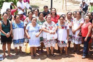 Impulsaremos el desarrollo agrícola en José María Morelos: @coraamaliacm