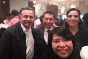 Participa @JesúsPoolMoo en encuentro con @lopezobrador_