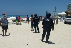 Mantiene #SSP #operativoNeptuno en zonas turísticas