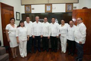 #QuintanaRoo en los últimos dos años es más concurrido aseguró @jcpallaresb al reiterar el apoyo del @PANQR a @CarlosJoaquin