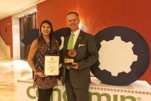 """Premio """"Ética y valores"""", un reconocimiento que @riosecreto comparte con gran orgullo"""