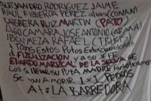 Dos narco mantas mantienen en jaque a funcionarios del ayuntamiento de Cancún y a agentes ministeriales