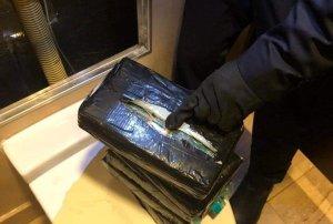 Encuentran droga en el interio de un baño de un Crucero italiano