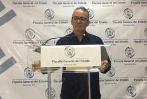 Anuncia Fiscal de Quintana Roo reestructuración interna