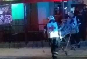 Dos heridos graves en intento de ejecución en el bar las Miches