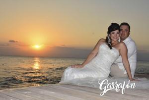 Se incrementan las demandas de bodas en el parque el Garrafón en Isla Mujeres