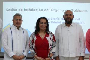 Presentan amparo en contra de Comité de Participación Ciudadana del Sistema Estatal Anticorrupción