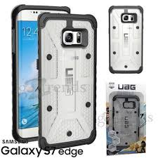 best service de9c8 0e3d8 SAMSUNG GALAXY S7 EDGE UAG ICE/BLACK (MAVERICK) COMPOSITE CASE - Quintel  Communications Ltd