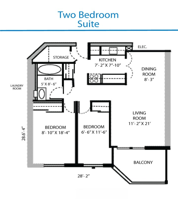 Living room floor plan with measurements for Room addition design software