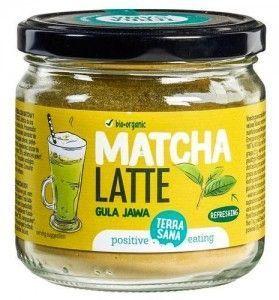 Matcha latte vegan. De Terrasana 200 gramos.