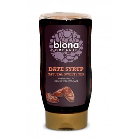 Sirope dátiles Biona 350 gramos