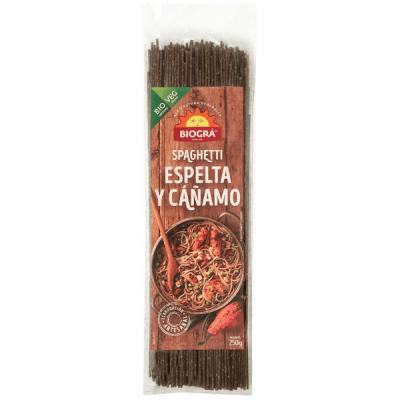 espaguetis de cáñamo