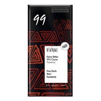 chocolate puro vivani 99% cacao
