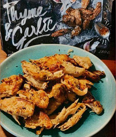alitas de pollo oumph