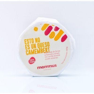 queso vegano Mommus camembert