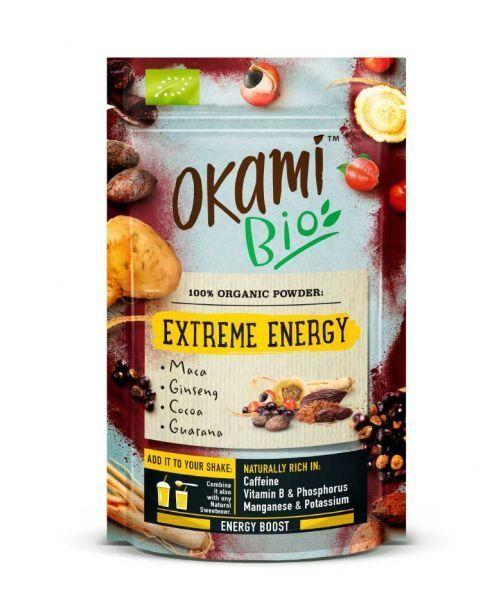 Okami bio extreme energy 200 gramos