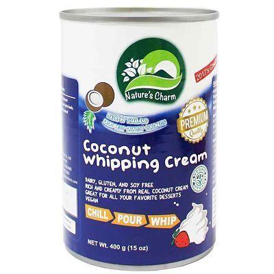 leche de coco evaporada Nature´s Charm